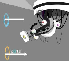GLaDOS by JacobO42