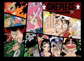 One Piece Coloring 628 by Winry4010