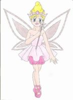 Fairy Ballerina by animequeen20012003