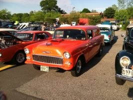 bel air panel wagon by Diogee379