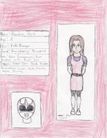 Project 3 Pink Ranger by Jred20