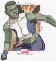 AoU - She-Hulk by KerrithJohnson