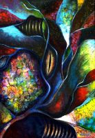 Abstraction by mooninthescorpio