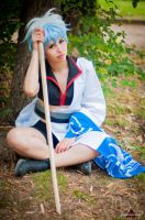 Gintoki Sakata - Gintama Genderbend female version by ely707