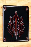 Pinstriped Panel by rwp-pinstriper