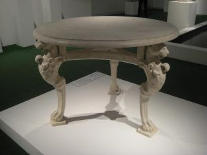 Grecian Table Stock I