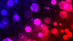 Hexagon Bokeh by PSN-ZIMX