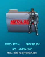 Colorflow Metal Gear Solid by Dohc-WP