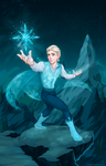 ELSA MALE VERSION by eduMnM