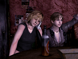 My besties again by Ygure