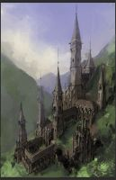 Gothic Castle by pawlack