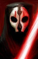 Darth Nihilus by SilverMetalDragon