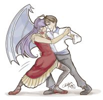 Two to Tango by TheDelphina
