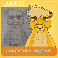 Jake! - My Photoshop Version by Dhaliixa1D