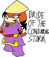 Bride of the Conquering Storm by tanlisette