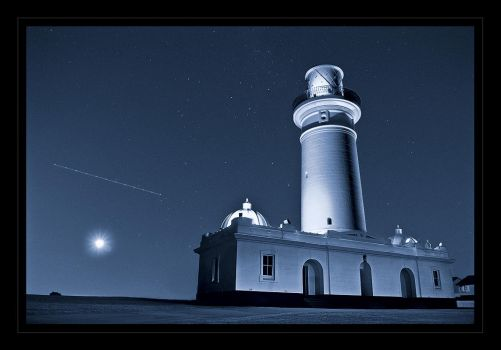 Light House II by psyfre