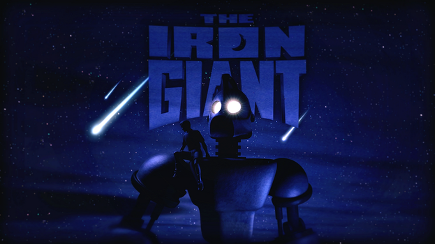 The Iron Giant Wallpaper by MotionGC