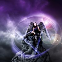 Emo angel by D3prodesigns