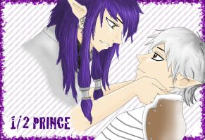 Gui and Prince by andreya133