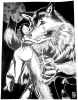 Fables - Snow and Bigsby by Forever-AstridHekate