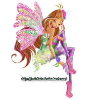 Flora Sirenix Nick Style by MishAir