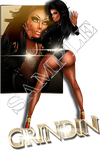 IMVU STICKER:: Grindin by W3ndy0jo