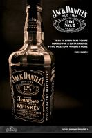Jack Daniel's Music Ad 3 by ajohns95616