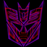 Transformers T-Shirt Logo Design - Decepticon by magigrapix