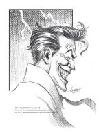 Joker: Gotham's Greatest Menace by LostonWallace