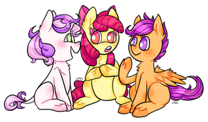 cmc by SoullessTeddybear
