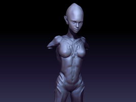 Cytherean 1 (WIP3) by JesseThompson