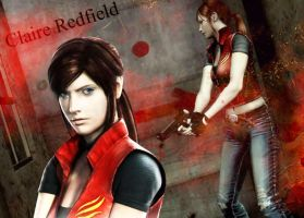 Claire Redfield by Gio-Redfield
