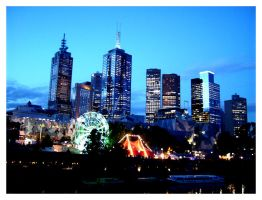 Melbourne City 1 by ryano292
