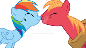 Nose Rub by luluflaire