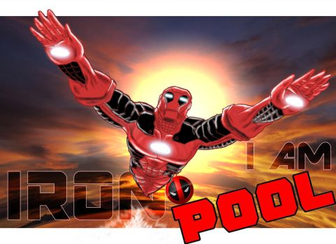 I AM IRONPOOL by PaulVincent