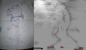 2007 - 2013 :draw it again: by petplayer976
