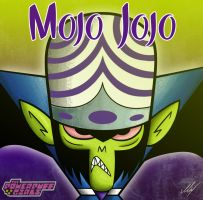 Mojo Jojo by MartinsGraphics