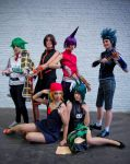 Shaman King at Japan Expo Belgium ! by ReiIchi5