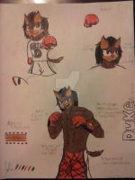 +-Duke Pearce REF-+ by X-Prince-Connor-X