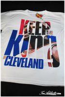 Keep the King Tee  Review by motion-attack
