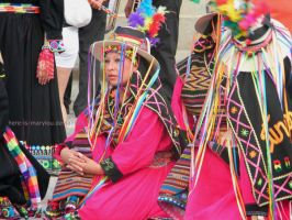 Bolivia Dances by Here-is-MaryLou
