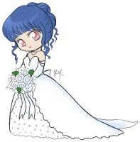 Cookie Project - Prada Wedding by mooncats5