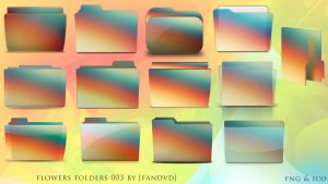 Flower Folders 003 by fandvd