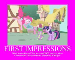 Motivation -  First Impressions by Songue