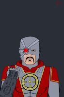 Deadshot by Riddick99