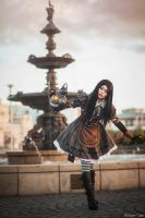 Alice Liddell - Madness Returns by Paper-Cube