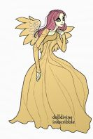 Fluttershy by Beckyboo94s