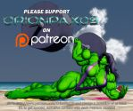 OrionPax09 Artworks on Patreon! by OrionPax09
