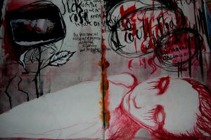 workbook pages '08-'09 - iv by ataraxiaemorte