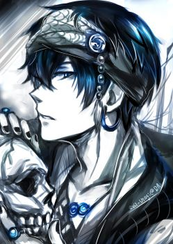 Free! ~ (Pirate) Haru by Evil-usagi